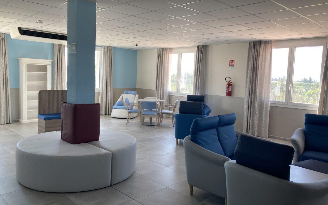 Villa Valeria, comunità integrata a San Sperate